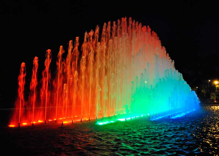 Fountains of  Lima Tour  - Peru